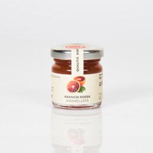 Marmellata di arance rosse vendita online 40g