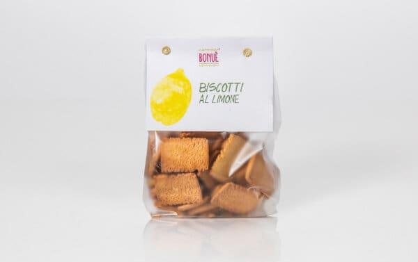 Biscotti al Limone Bonuè confezione 250g