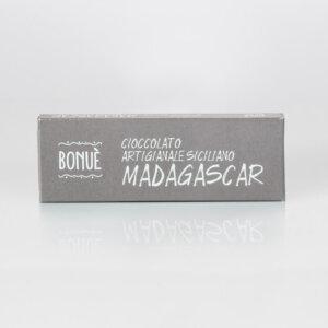 Sicilian artisan chocolate Madagascar 70g