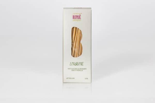 Linguine artigianali di grano Russello Bonuè confezione 500g