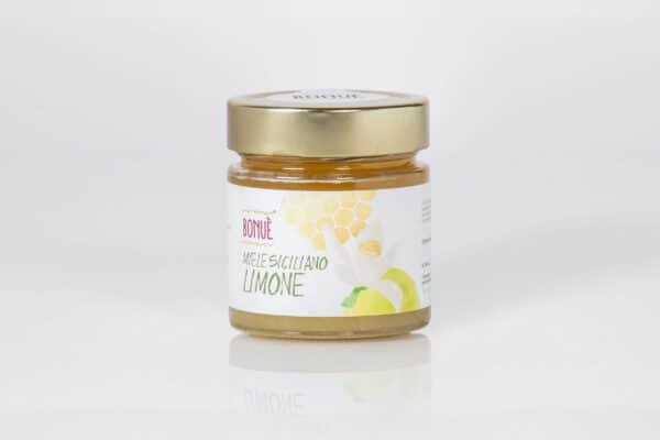 Sicilian honey Lemon 300g