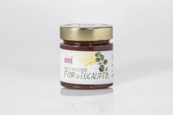 Sicilian honey Fior di Eucalipto 300g