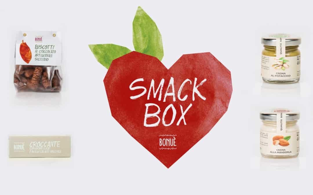 Smack Box di San Valentino: non la solita scatola di cioccolatini